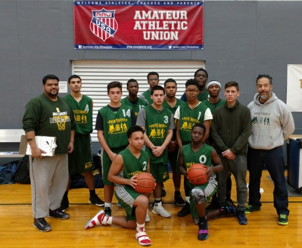 Back2Basics High School Boys Winter Team