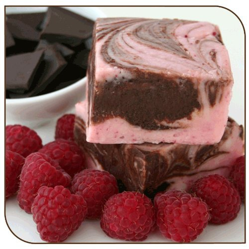 Raspberry Chocolate Swirl