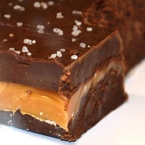 Chocolate Caramel Seasalt