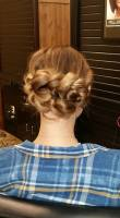 Event hair from Allure Salon in Springfield, MO