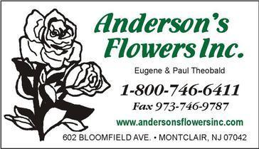 Anderson Flowers