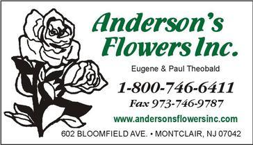 Anderson Flowers