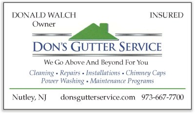 Don's Gutters