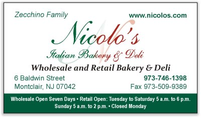 Nicolo's Bakery & Deli