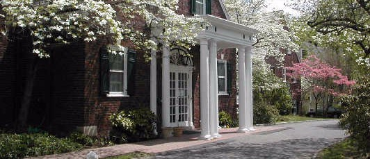 Spring at the Women's Club of Glen Ridge