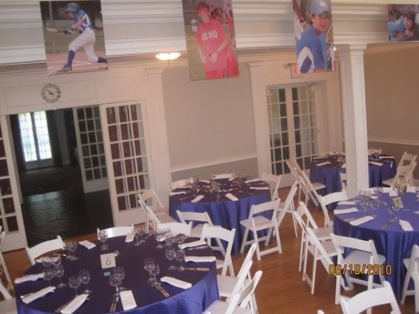 Bar Mitzvah at the Women's Club of Glen Ridge