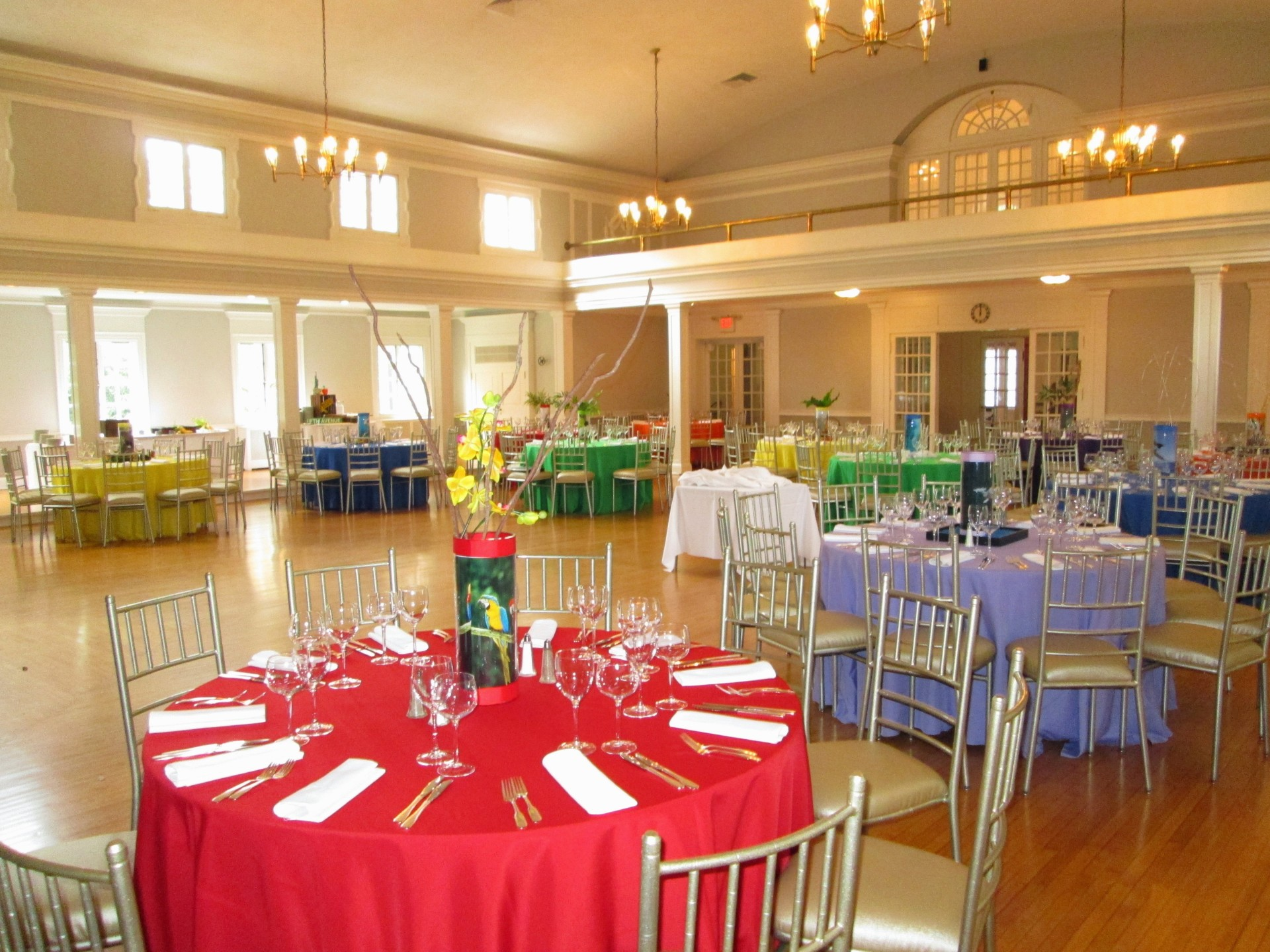 Bat or Bar Mitzvah at the Women's Club of Glen Ridge