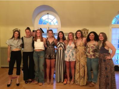 Girls' Club - a department of the Women's Club of Glen Ridge