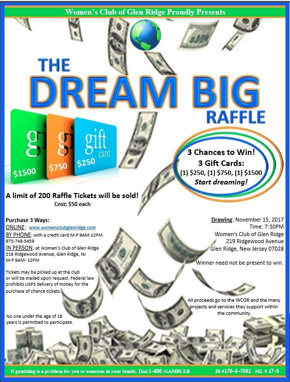 Dream Big Raffle