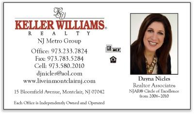 Keller Williams - Dayna Nicles, Realtor Associate