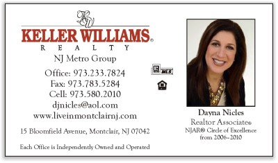 Keller Williams - Dayna Nicles, Realtor Associate