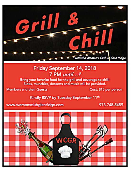 WCGR membership event