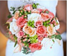 Wedding Bouquet Women's Club of Glen Ridge