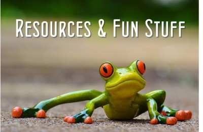Resources & Fun Stuff