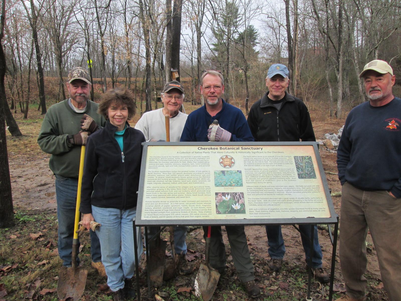 Cherokee Botanical Sanctuary
