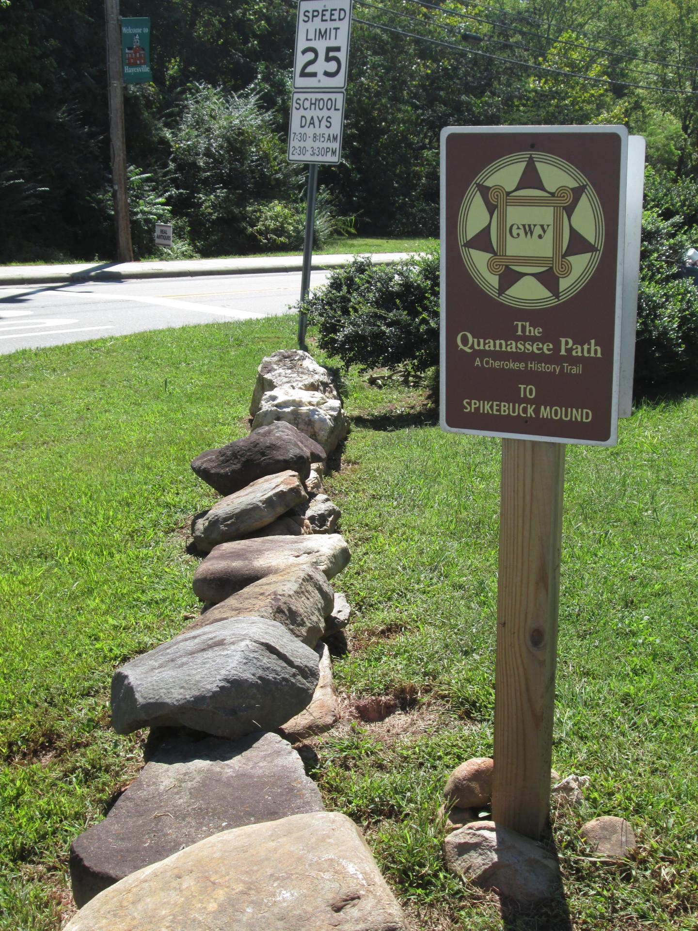 The Quanassee Path