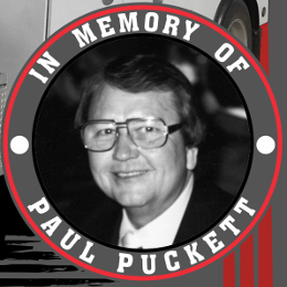 In Memory of Paul Puckett