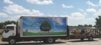 Cross Timbers Arborist Truck