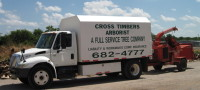 Cross Timber Arborist Truck & Chipper