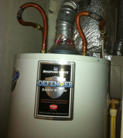 low gallon water heater