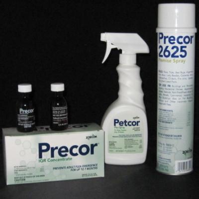 PRECOR & PETCOR