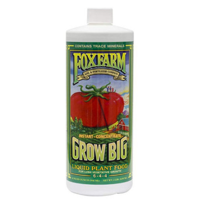 GROW BIG FERTILIZER