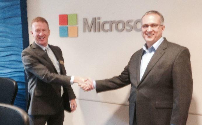 Microsoft customer service seminar