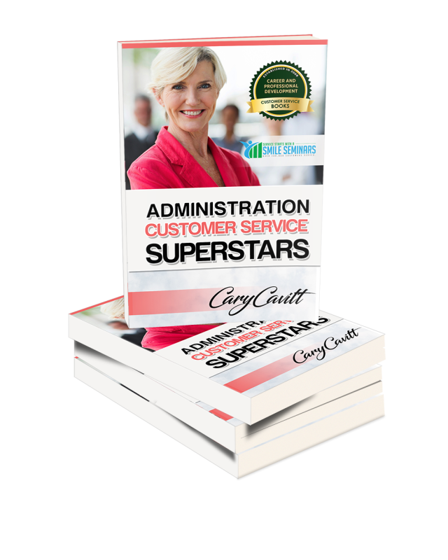 Customer Service Seminars for Administration