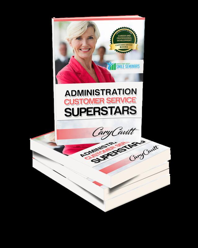 Customer Service Seminars for Administration