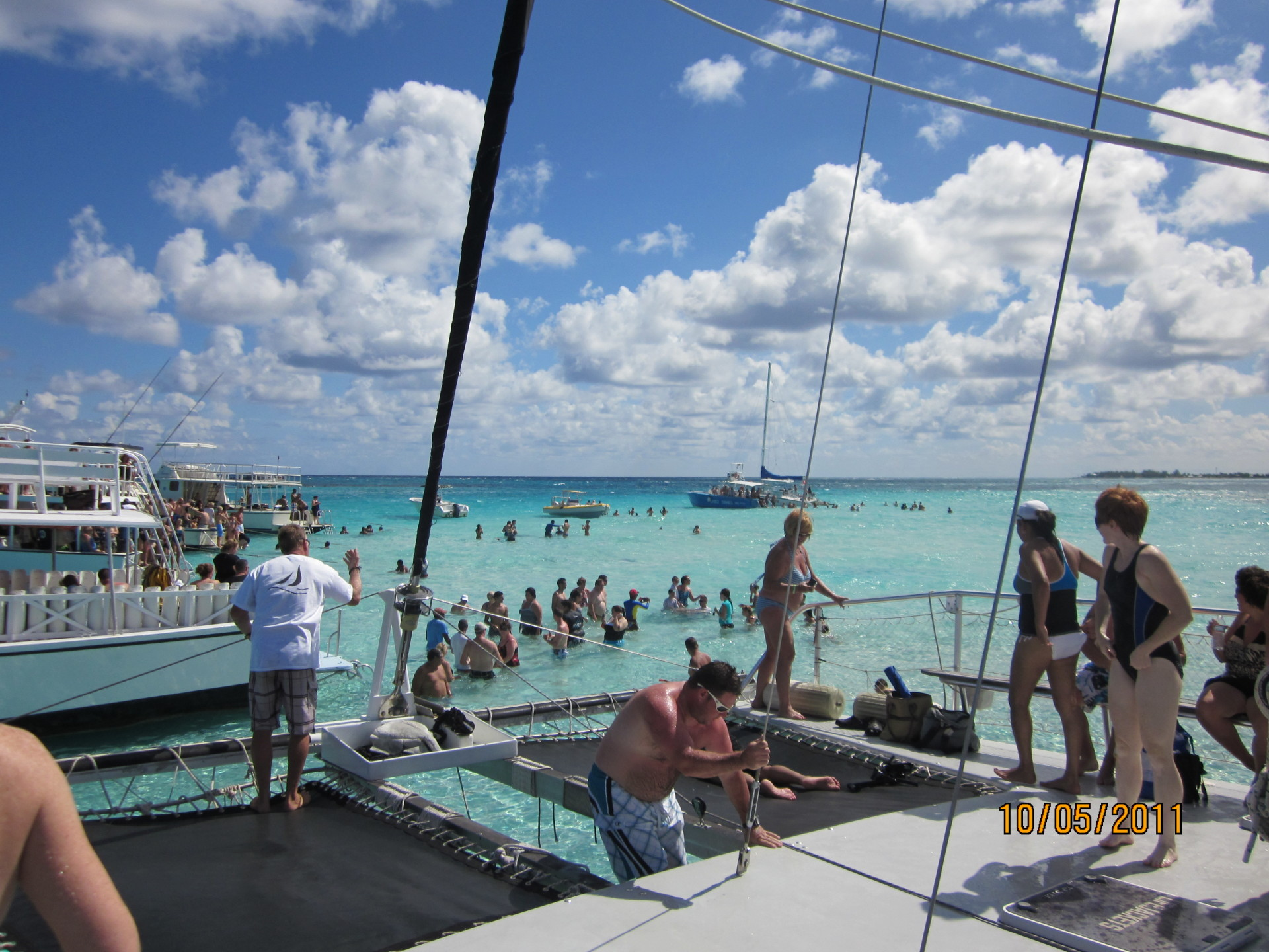 catamaran Grand Cayman