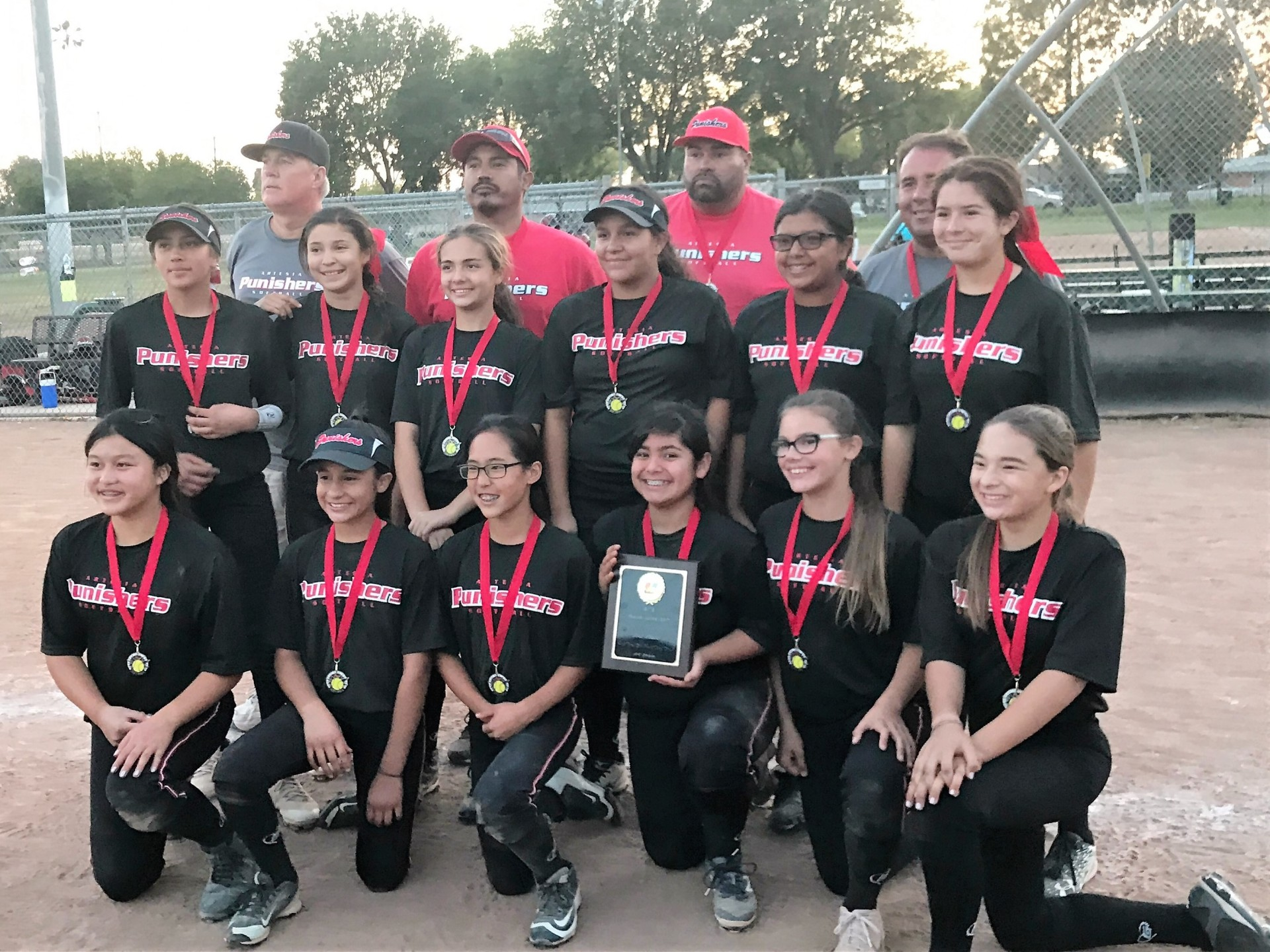 Runner Up - Artesia Punishers