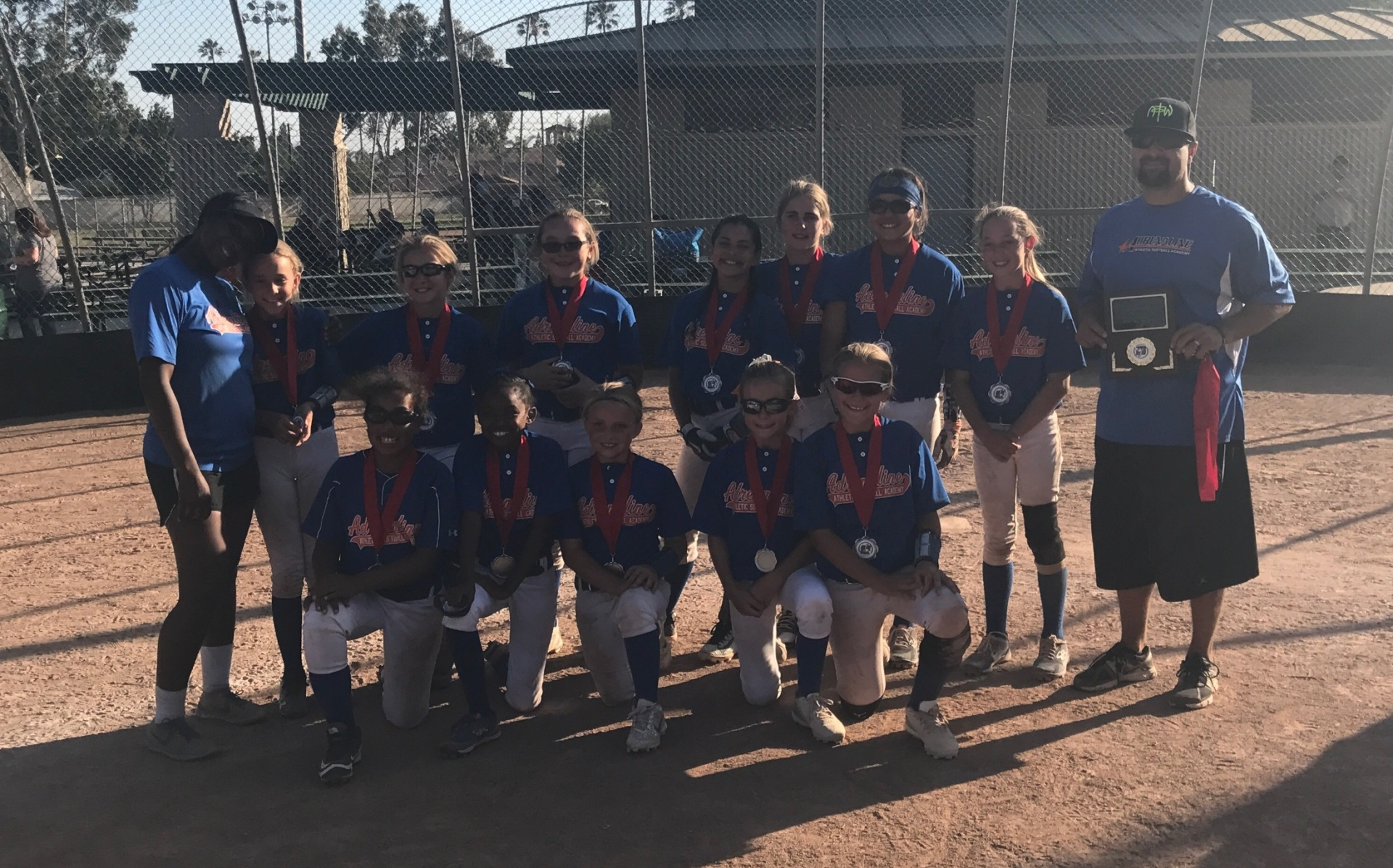Runner Up - Adrenaline Athletic 10u