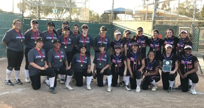 Artesia Punishers Mando and Ladyhawks 18u