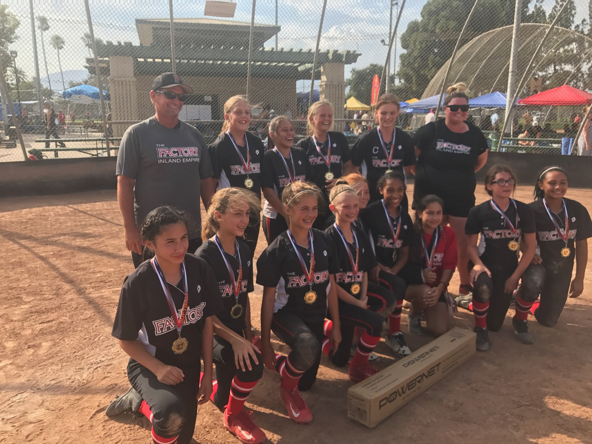 1st Place - IE Factory 12u