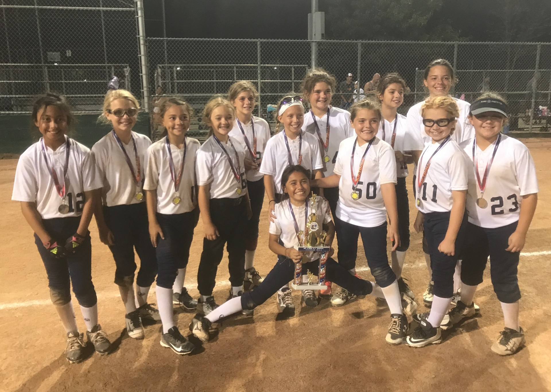 10u Runner-Up - Pure Fastpitch