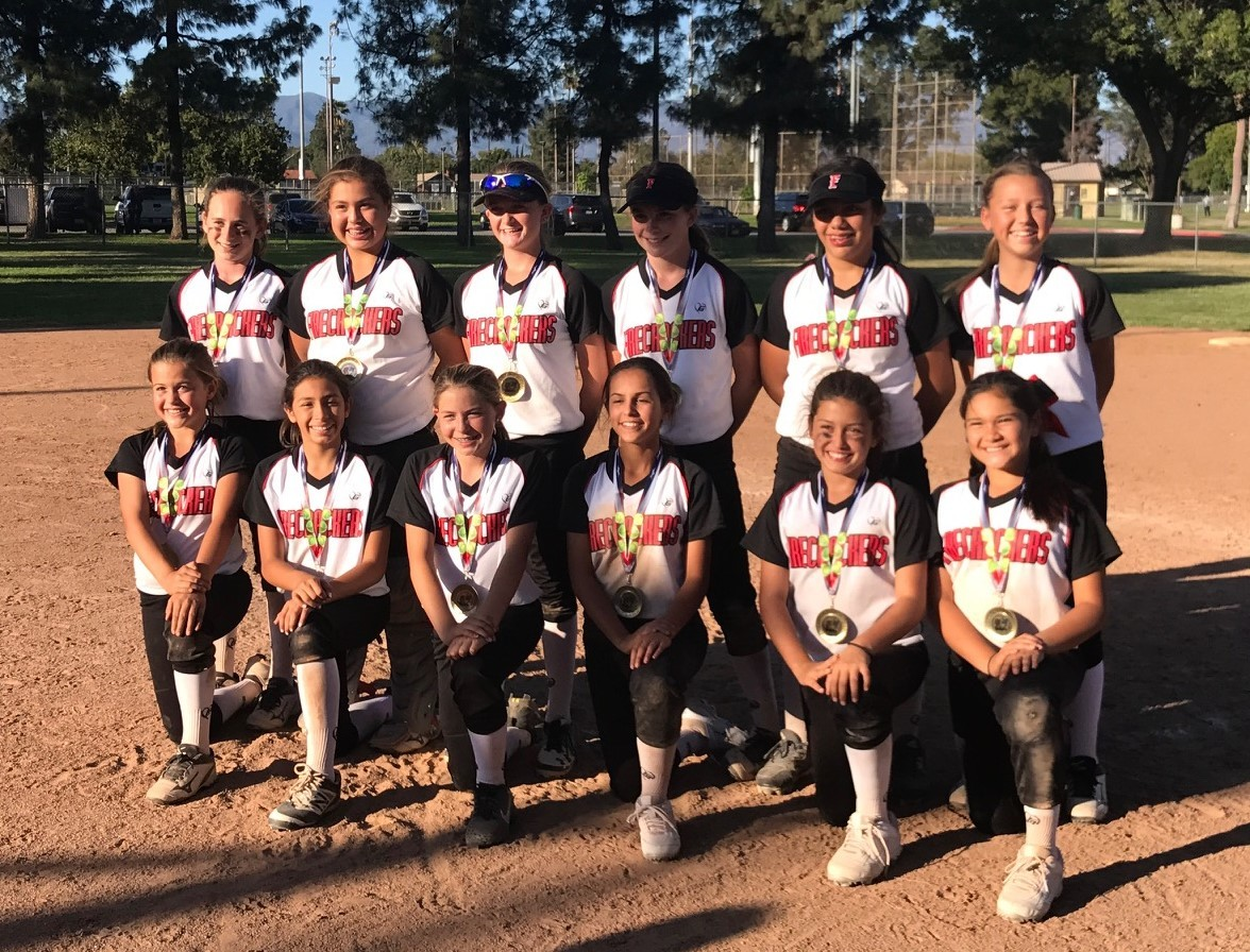 12u  1st Place - Firecrackers IV