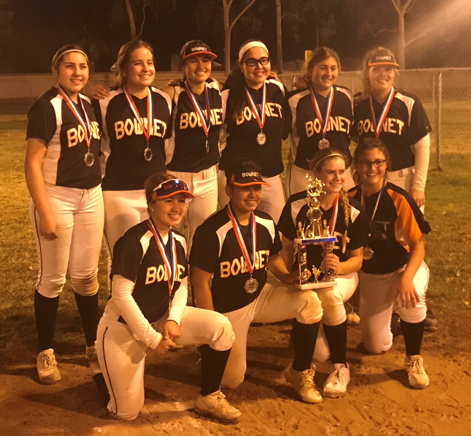 18u Runner Up - Bownet SCV