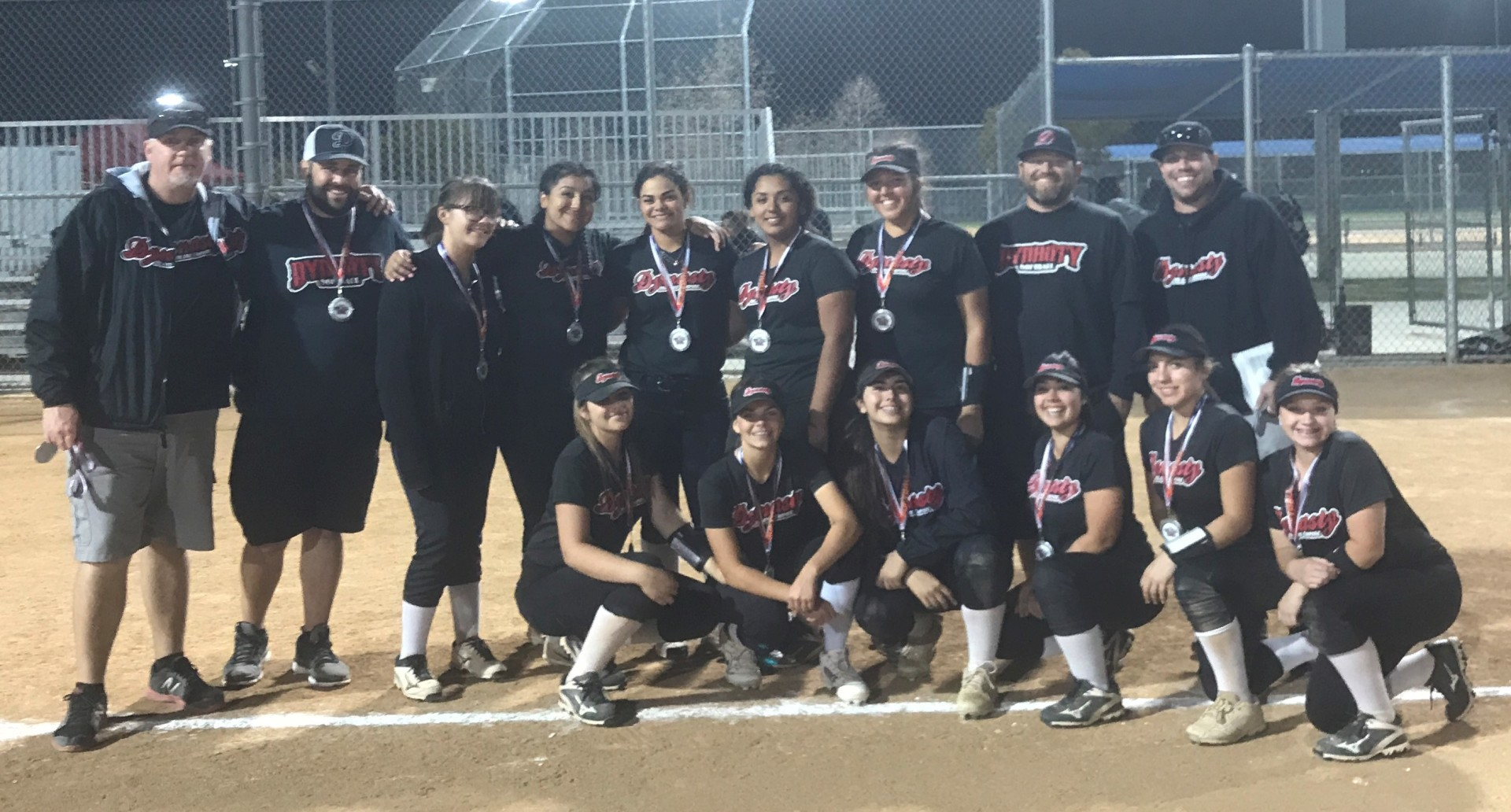 16u - Runner Up - IE Dynasty