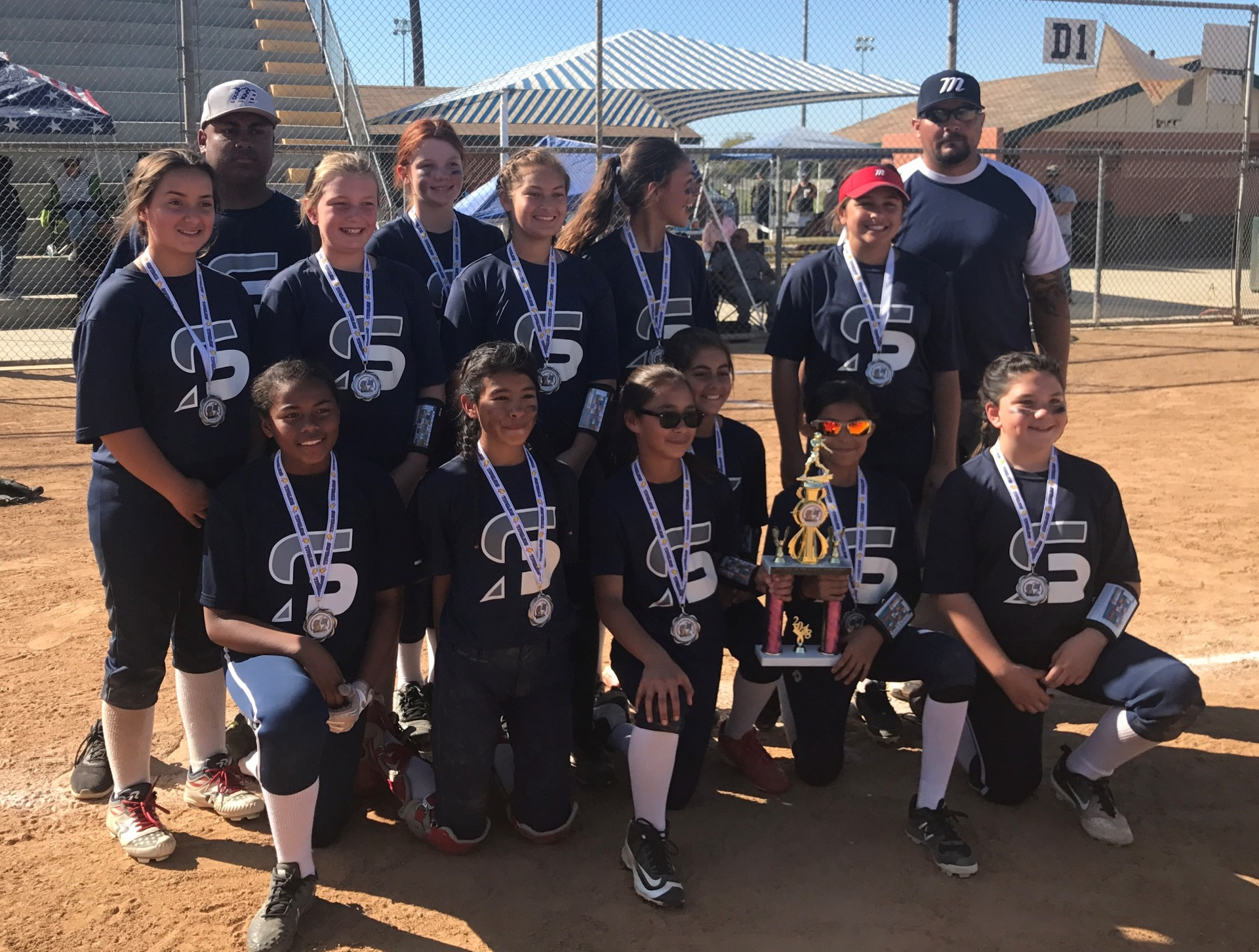 12u - Runner Up - Strikeforce