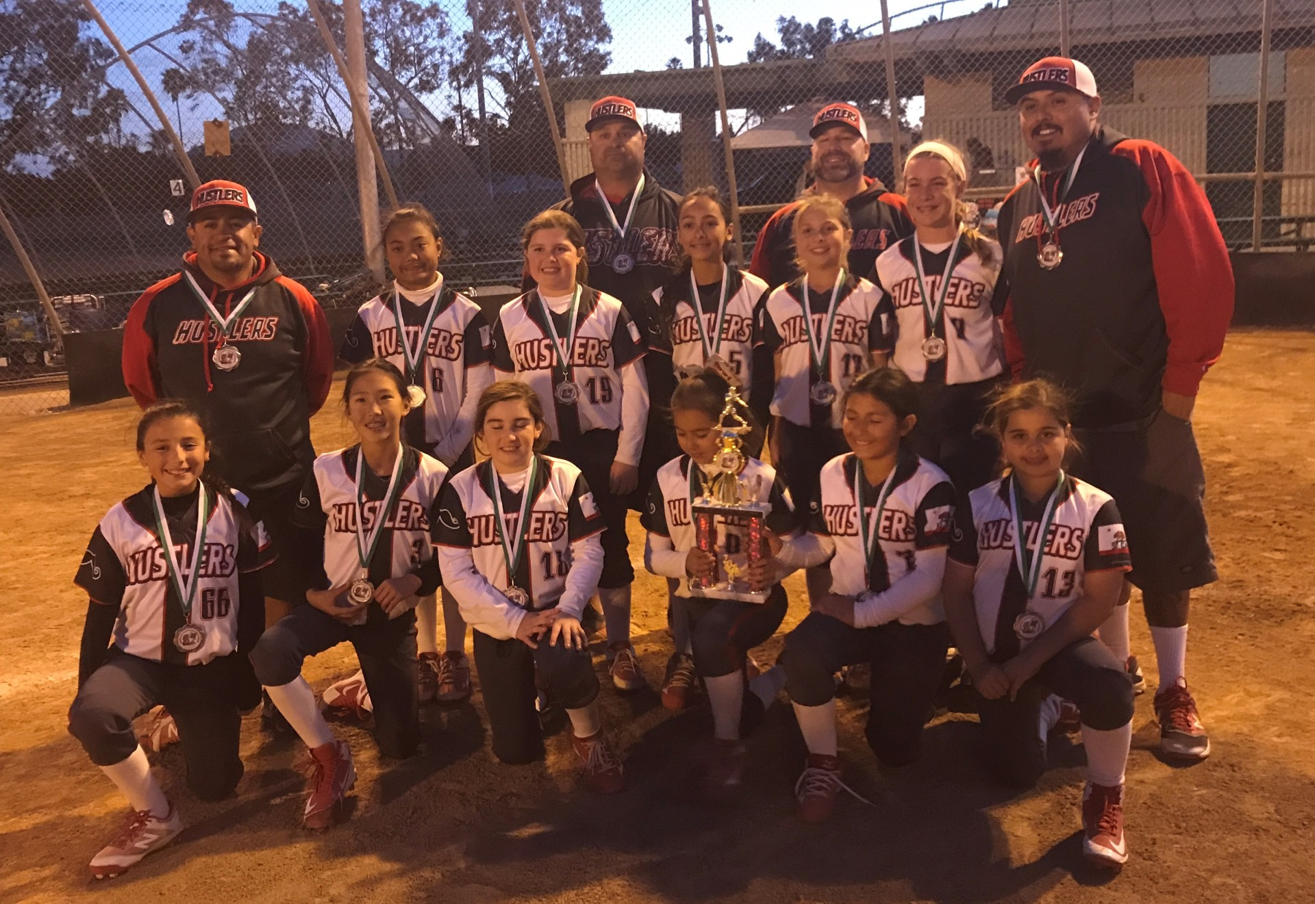 10u - Runner Up - Lakewood Hustlers