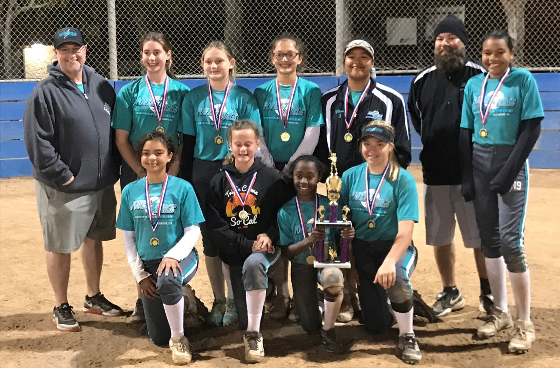 12u - Runner Up - Power Surge - Bubar