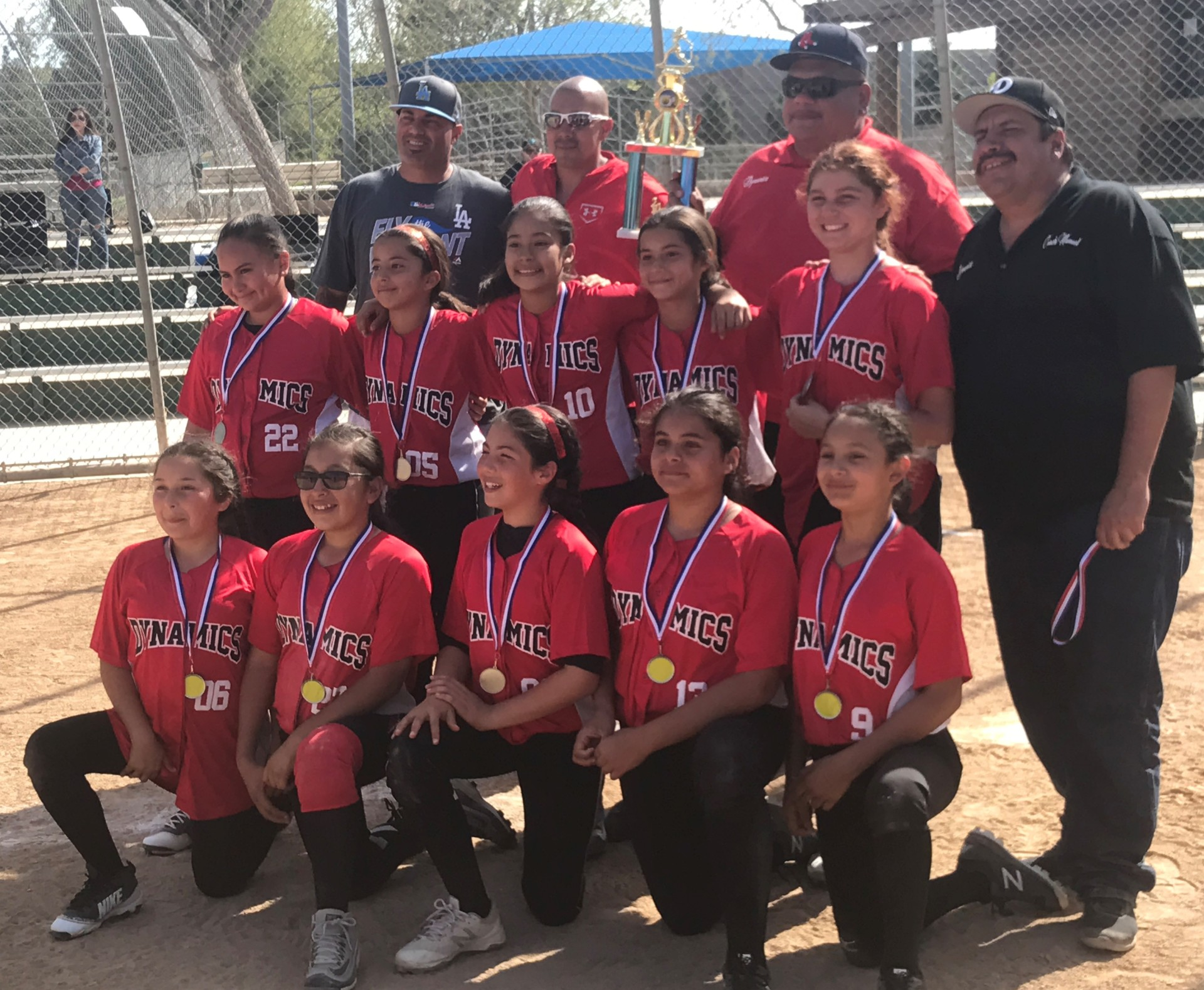 12u - Runner Up - Dynamics