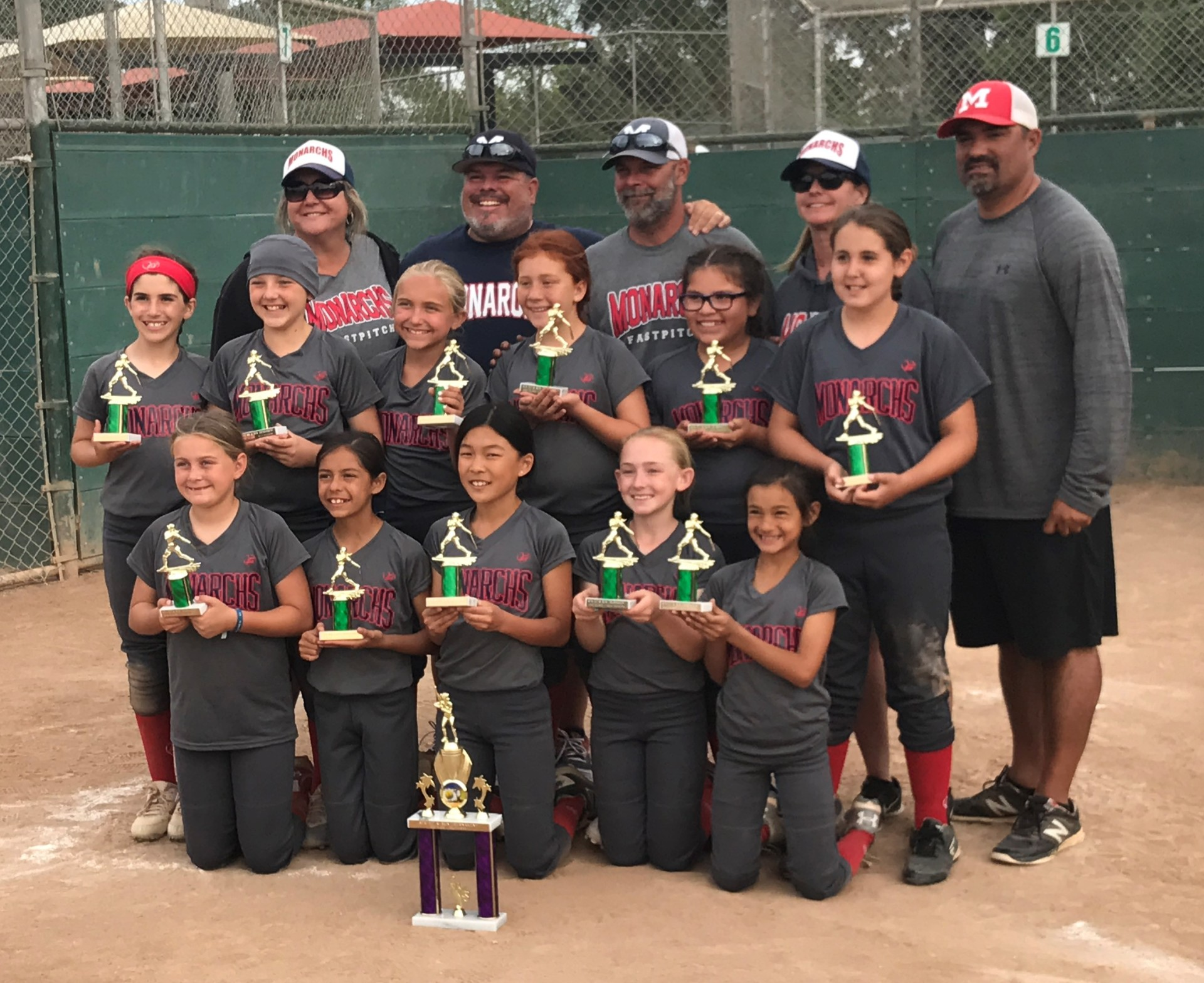 10u - Runner Up - Monarchs