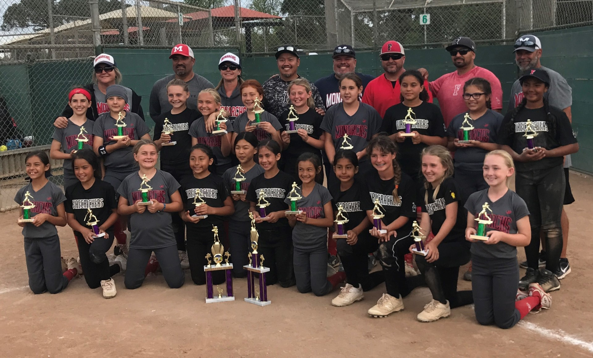 10u - Firecrackers - Sabo and Monarchs