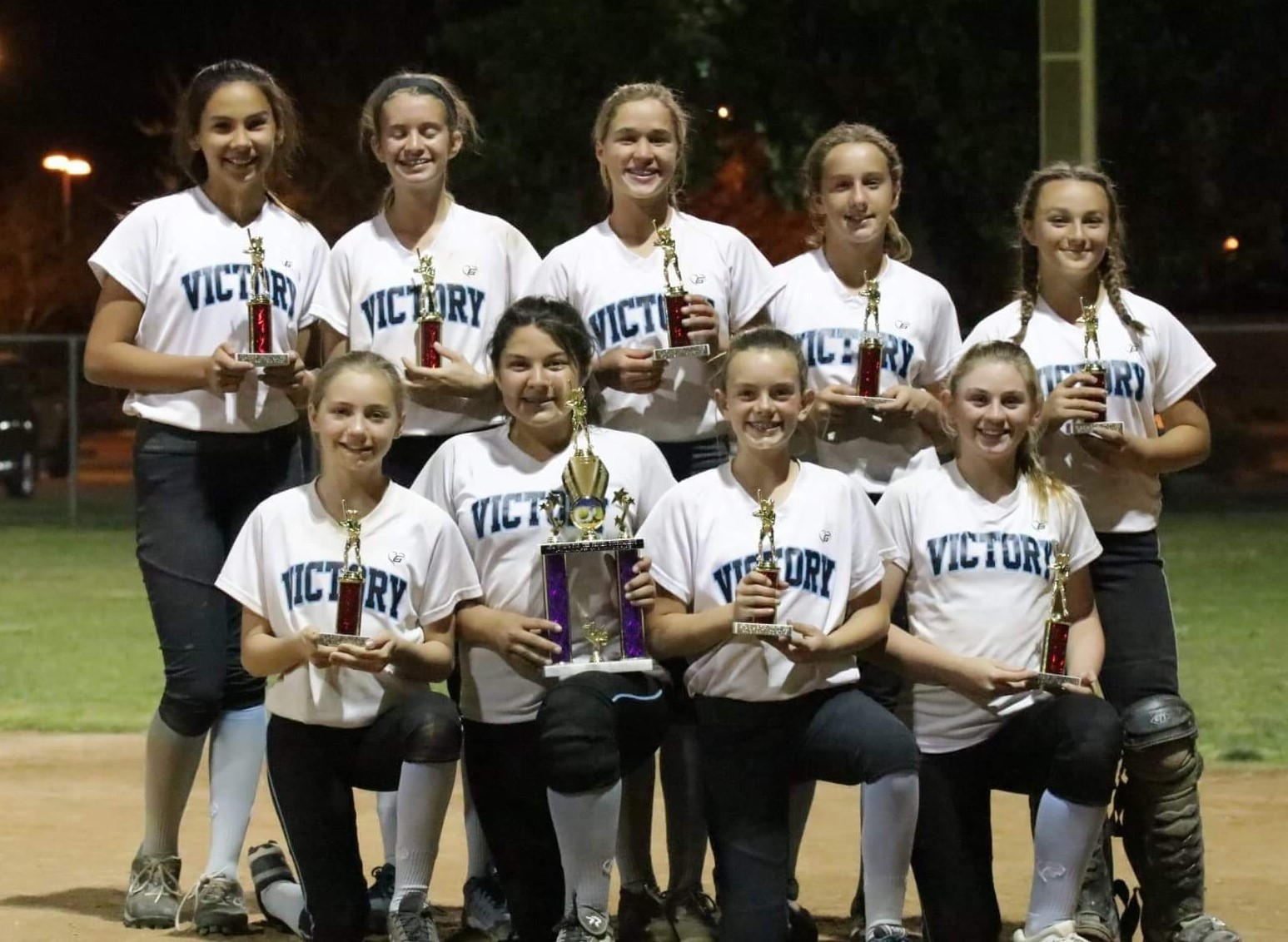 12u Gold - Runner Up - Victory
