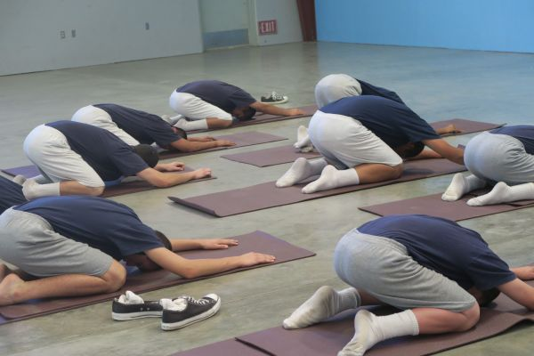 Prison Yoga Project Santa Barbara