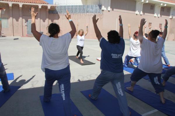 Prison Yoga Project Santa Barbara