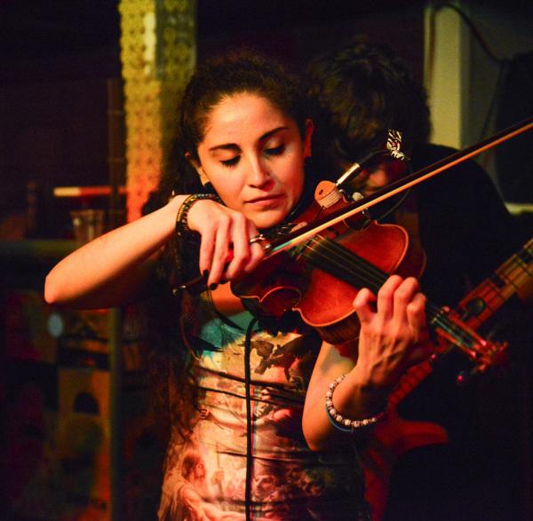 Poemä - Violin