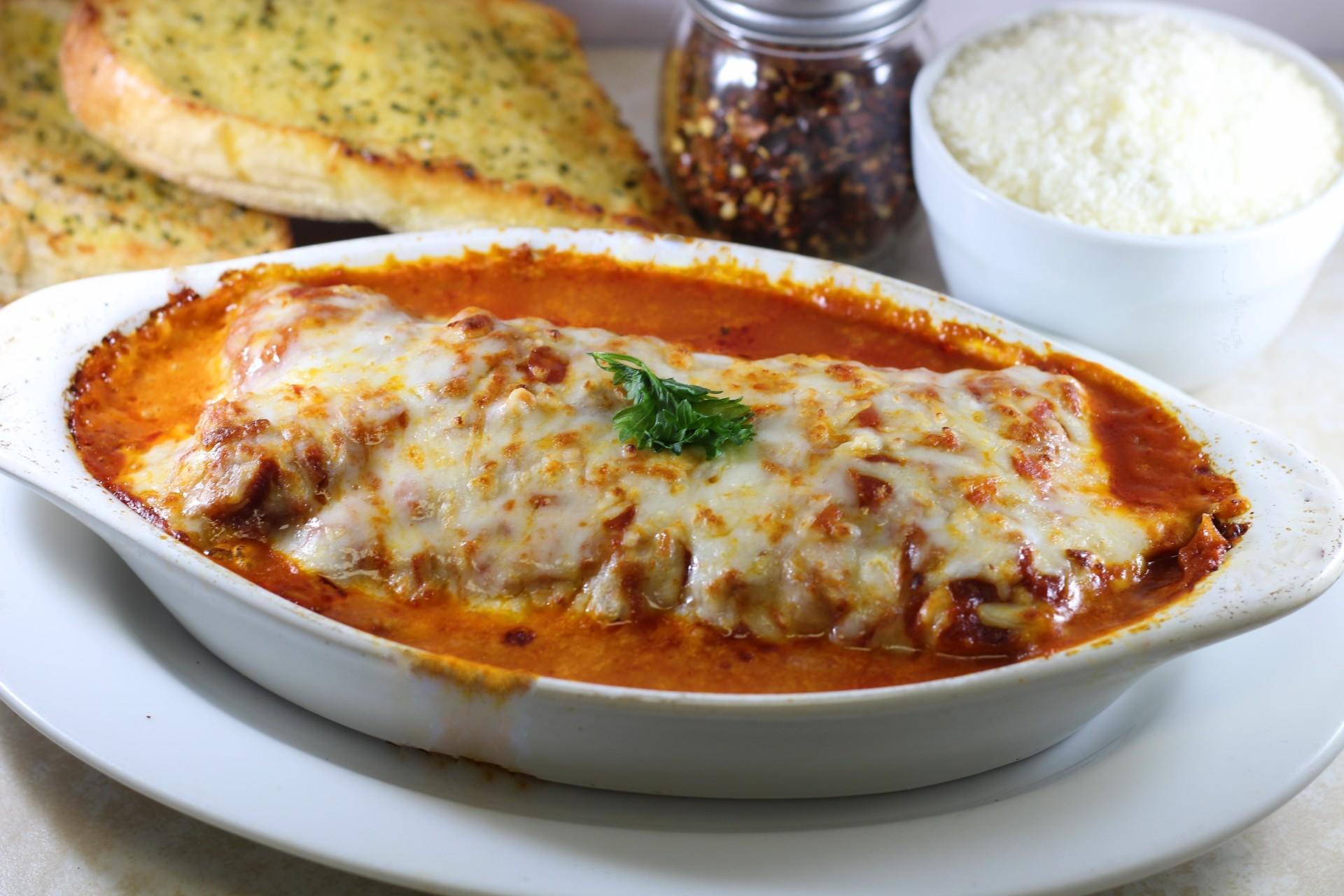 Lasagna Roll-Up
