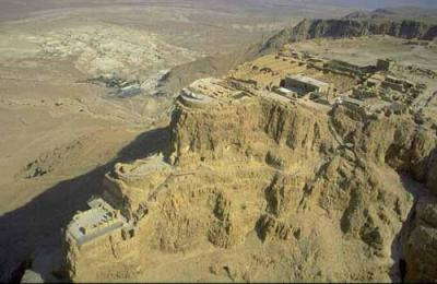 Masada, Qumran, Ein Gedi & the Dead Sea
